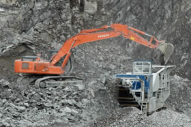 Crushing Quarrying Plant Hire Farrell Brothers